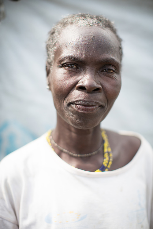 Mary is a refugee from South Sudan living in Bidibidi refugee settlement in northern Uganda. Mary also suffers from Lyphatic Filariasis, a mosquito-borne disease that is known as elephantiasis.