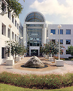 Dallas architectural photographer, exterior architectural photography of corporate offices