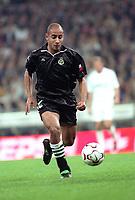 Fotball<br /> Spania 2003/04<br /> Foto: Digitalsport<br /> NORWAY ONLY<br /> Racing Santander<br /> Mehdi NAFTI
