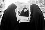 Iran Today black and white