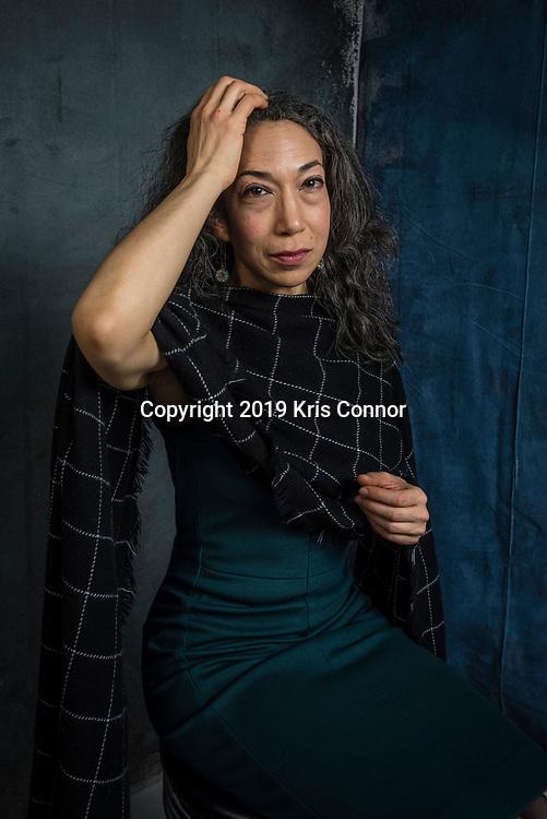 Mireilla Villarqui, January 24, 2019. Photo by Kris Connor