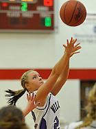 Keystone vs. Fairview in girls high school varsity basketball on February 26, 2011.