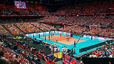 20190915 NED: EC Volleyball 2019 Netherlands - Poland, Rotterdam