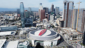 NBA-Staples Center Views-Apr 26, 2020