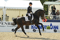 Langehanenberg, Helen, Rohjuwel<br /> Lingen - CDI <br /> Prix St Georg<br /> © www.sportfotos-lafrentz.de/Stefan Lafrentz