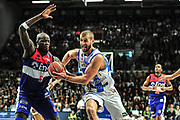 DESCRIZIONE : Campionato 2014/15 Dinamo Banco di Sardegna Sassari - Enel Brindisi<br /> GIOCATORE : Miroslav Todic<br /> CATEGORIA : Penetrazione<br /> SQUADRA : Dinamo Banco di Sardegna Sassari<br /> EVENTO : LegaBasket Serie A Beko 2014/2015<br /> GARA : Dinamo Banco di Sardegna Sassari - Enel Brindisi<br /> DATA : 27/10/2014<br /> SPORT : Pallacanestro <br /> AUTORE : Agenzia Ciamillo-Castoria / M.Turrini<br /> Galleria : LegaBasket Serie A Beko 2014/2015<br /> Fotonotizia : Campionato 2014/15 Dinamo Banco di Sardegna Sassari - Enel Brindisi<br /> Predefinita :