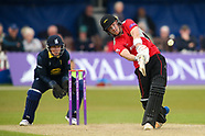 Leicestershire Foxes v Warwickshire County Cricket Club 020517