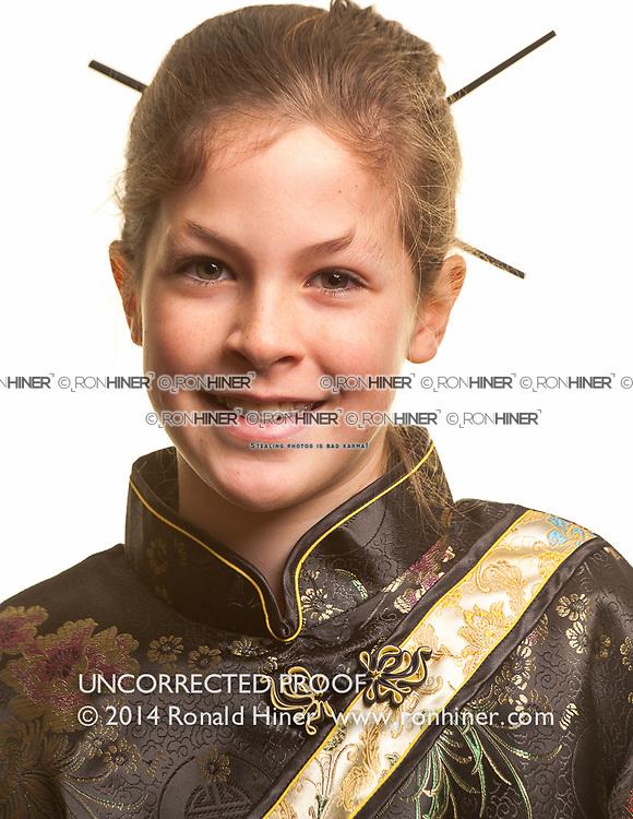 Erin Durkin<br /> Kings Highway School Chorus 2014 Production Headshot