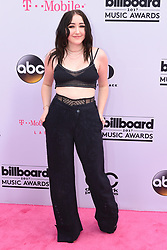 Recording artist Noah Cyrus at 2017 Billboard Music Awards held at T-Mobile Arena on May 21, 2017 in Las Vegas, NV, USA (Photo by Jason Ogulnik) *** Please Use Credit from Credit Field ***