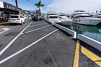Puerto Banus marina, Marbella, Spain - unlike a few years ago there's lot of parking. February, 2020, 202002122165<br /><br />Copyright Image from Victor Patterson, Belfast, UK<br />t: +44 28 9066 1296 <br />(from Rep of Ireland 048 9066 1296) <br />m: +44 7802 353836 <br />victorpattersonbelfast@gmail.com <br />www.victorpatterson.com<br /><br />Please see my Terms and Conditions of Use at https://www.victorpatterson.com/page2 <br /><br />It is IMPORTANT that you familiarise yourself with them.<br /><br />Images used on the Internet incur an additional cost and must be visibly watermarked i.e. © Victor Patterson within the body of the image and copyright metadata must not be deleted. Images used on the Internet have a size restriction of 4kbs and are chargeable at rates available at victorpatterson.com.<br /><br />This image is only available for the use of the download recipient i.e. television station, newspaper, magazine, book publisher, etc, and must not be passed on to any third party. It is also downloaded on condition that each and every usage is notified within 7 days to victorpattersonbelfast@gmail.com<br /><br />The right of Victor Patterson to be identified as the author is asserted in accordance with The Copyright Designs And Patents Act (1988). All moral rights are asserted.