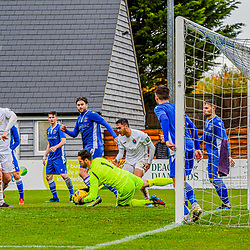 Martin Horsell eyes on the ball 24/10/2020