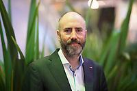 DEU, Deutschland, Germany, Berlin, 17.01.2020: Portrait von Thomas Gutberlet, Geschäftsführer der Lebensmittelkette Tegut, auf der Internationalen Grünen Woche (IGW).