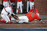 NCAA Baseball: St. John's at UVA