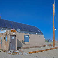 Barcroft Research Station in the White Mountains of Californai.