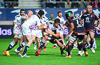 Alexandre FLANQUART - 24.04.2015 - Stade Francais / Stade Toulousain - 23eme journee de Top 14<br />