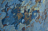 Rock Details, Southwest Alentejo and Vicentine Coast Natural Park, Portugal