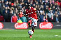 March 9, 2019 - Nottingham, England, United Kingdom - Pele (28) of Nottingham Forest during the Sky Bet Championship match between Nottingham Forest and Hull City at the City Ground, Nottingham on Saturday 9th March 2019. (Credit Image: © Jon Hobley/NurPhoto via ZUMA Press)