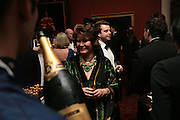 Lady Ashcombe, THE DINER DES TSARS in aid of UNICEF. To celebrate the launch of Quintessentially Wine, Guildhall. London. 29 March 2007.  -DO NOT ARCHIVE-© Copyright Photograph by Dafydd Jones. 248 Clapham Rd. London SW9 0PZ. Tel 0207 820 0771. www.dafjones.com.