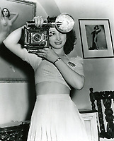 1938 Photographer at the Florentine Gardens Nightclub