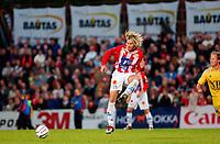 Fotball, Eliteserie, 30 AUGUST 2004, Alfheim Stadion i Tromsø, TROMSØ IL - BODØ GLIMT 2-0, Bjørn Johansen TIL<br /> FOTO: KAJA BAARDSEN/DIGITALSPORT