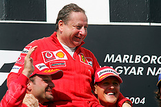 2004 Rd 13 Hungarian Grand Prix