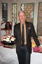PATRICK COX at a shopping afternoon hosted by Amanda Kyme and Tamara Beckwith featuring designs from Elizabeth Hurley held at the Cadogan Hotel, 75 Sloane Street, London SW1 on 23rd November 2010.