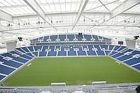 PORTO-09 DEZEMBRO:STANDS AND PITCH (Bancadas e relvado) do Est‡dio do Drag‹o, que alberga a equipa do F.C.Porto e o EURO 2004, 09/12/03  no est‡dio do Drag‹o.<br />(PHOTO BY: AFCD/JOSƒ GAGEIRO)