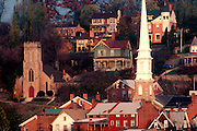 ILLINOIS, HISTORIC SITES Galena, historic mining town
