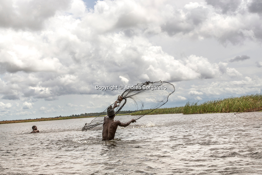 Cleaning of the Boko Channel in Togo
