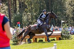 GUYOT Camille (SUI), Ulsan de Lacoree<br /> Luhmühlen - LONGINES FEI Eventing European Championships 2019<br /> Geländeritt CCI 4*<br /> Cross country CH-EU-CCI4*-L<br /> 31. August 2019<br /> © www.sportfotos-lafrentz.de/Stefan Lafrentz