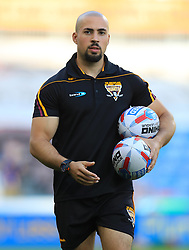 Huddersfield Giants Head of Strength and Conditioning Kane Daniels