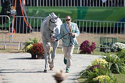 Tinney Stuart, AUS, Pluto Mio<br /> Olympic Games Rio 2016<br /> © Hippo Foto - Dirk Caremans<br /> 05/08/16
