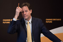 File photo dated 02/05/17 of Nick Clegg, who has lost his Sheffield Hallam seat to Labour.