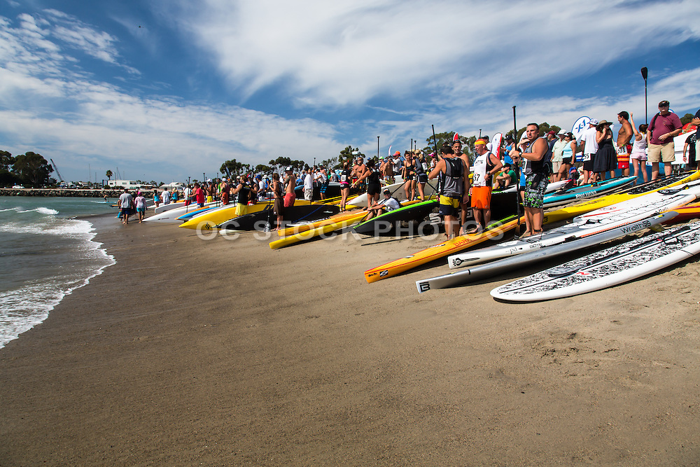 """Rainbow Sandals Gerry Lopez """"Battle Of The Paddle"""" Doheny State Beach, Dana Point California"""