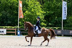 Van Zwambagt Febe, NED, Edson<br /> Nederlands Kampioenschap<br /> Ermelo 2021<br /> © Hippo Foto - Dirk Caremans<br />  06/06/2021