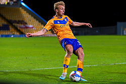 George Lapslie of Mansfield Town - Mandatory by-line: Ryan Crockett/JMP - 27/10/2020 - FOOTBALL - One Call Stadium - Mansfield, England - Mansfield Town v Barrow - Sky Bet League Two
