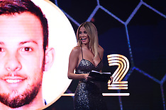 Italian Football Awards - 03 Dec 2018