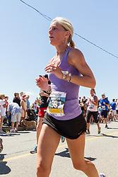 41st Falmouth Road Race: Jennifer Greenman