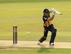 Glamorgan's Ben Wright bats - Photo mandatory by-line: Robbie Stephenson/JMP - Mobile: 07966 386802 - 03/07/2015 - SPORT - Cricket - Southampton - The Ageas Bowl - Hampshire v Glamorgan - Natwest T20 Blast
