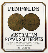 Collection of Penfold's Wine Memorabilia from Newcastle NSW photographed by Paul Green in 2007 for publication in Rewards of Patience Published by Allen and Unwin. History of Wine in Australia.