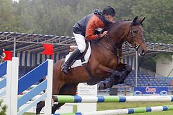 Tacken Emile-Senner 5jr<br /> KWPN Paardendagen Ermelo 2004<br /> Photo © Hippo Foto