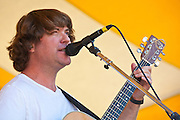Keller Williams  at the 2010 Clearwater Festival, Croton-on-Hudson, NY.