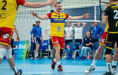 20210403 NED: Semi final cup Sliedrecht Sport - Draisma Dynamo, Sliedrecht