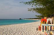 African art for sale on Kendwa Beach, Zanzibar, Tanzania