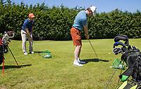 NOORDWIJK / VOORHOUT -  -  - NGF GolfStart bij Noordwijk Golfcentrum.  olv  Peter Lind.       COPYRIGHT KOEN SUYK