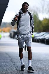 Tyreeq Bakinson of Bristol City arrives at Ashton Gate Stadium prior to kick off - Mandatory by-line: Ryan Hiscott/JMP - 31/10/2020 - FOOTBALL - Ashton Gate Stadium - Bristol, England - Bristol City v Norwich City - Sky Bet Championship