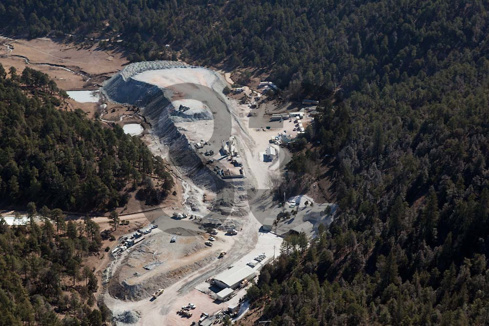 Fresnillo plc - San Julian project in the state of Durango