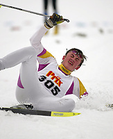 Langrenn, 27. feburar 2003, Junior NM,  Petter Northug, Henning