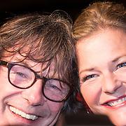 NLD/Scheveningen/20131130 - Inloop concert 200 Jaar Koningrijk der Nederlanden, hendrik Jan van Beek en Justin Marcella