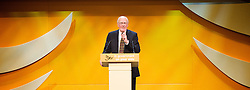 Liberal Democrats<br /> Autumn Conference 2011 <br /> at the ICC, Birmingham, Great Britain <br /> <br /> 17th to 21st September 2011 <br /> <br /> The Right Honourable<br /> Sir Menzies Campbell <br /> CBE QC MP<br /> <br /> ex Leader of the Liberal Democrats<br /> Photograph by Elliott Franks